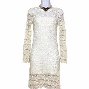 Zara Lace Dress - small - worn once